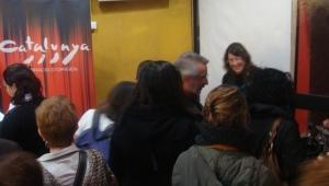 Imatges vins DO Catalunya al Teatre Tantarantana de Barcelona